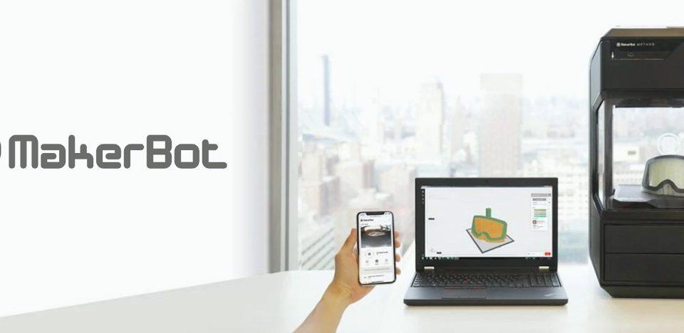 MakerBot retorna com a Impressora 3D Profissional Method