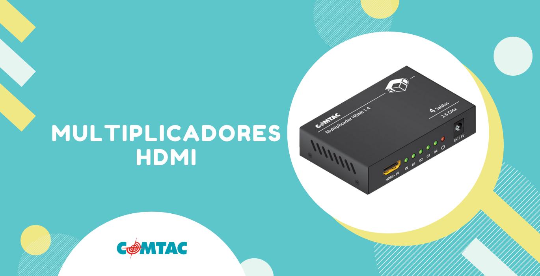 Tudo sobre o Splitter HDMI (Multiplicador HDMI)