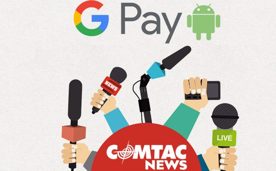Google Pay agora permite usar débito para compras on-line